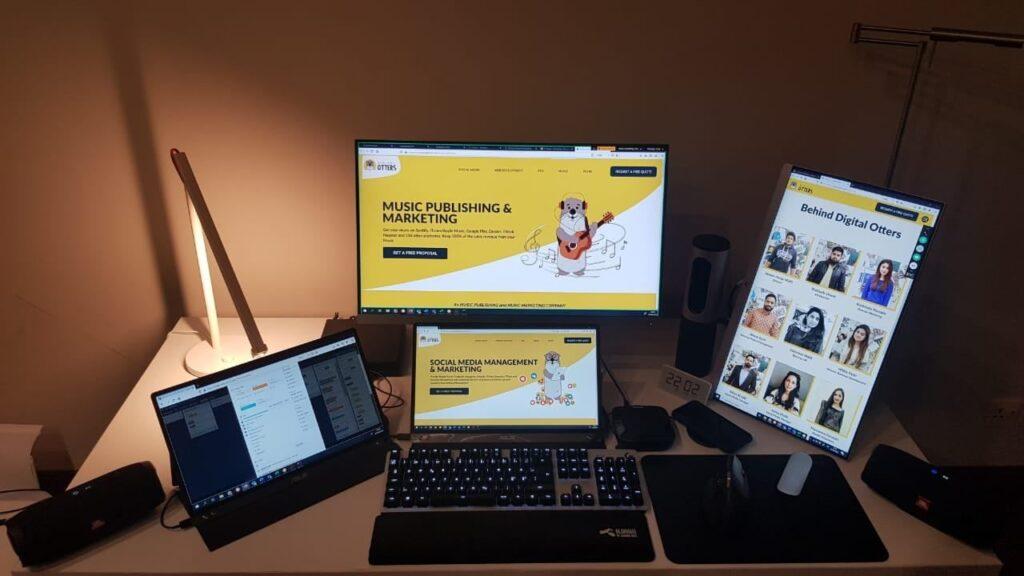 Working in Quarantine Make a Workspace at Home