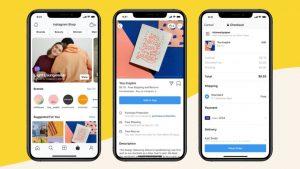 Facebook &I nstagram Online ECommerce Shops into Social Media