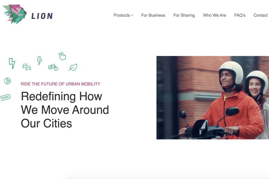 Elion Website