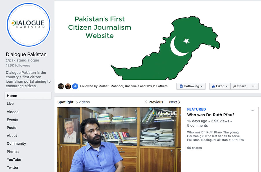dialogue pakistan facebook