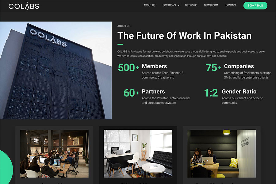 colabs-website