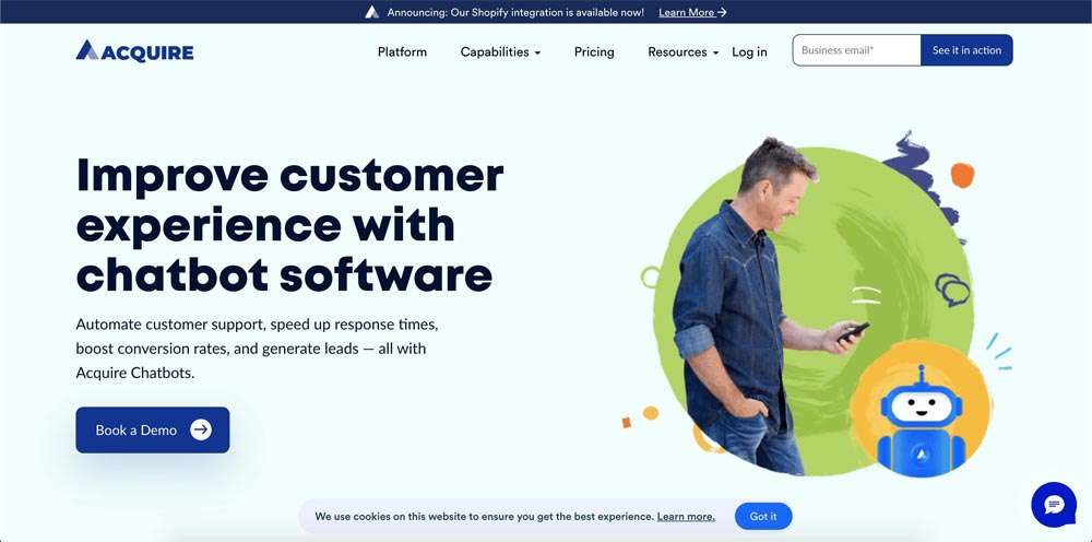Acquire - Live Chat Software