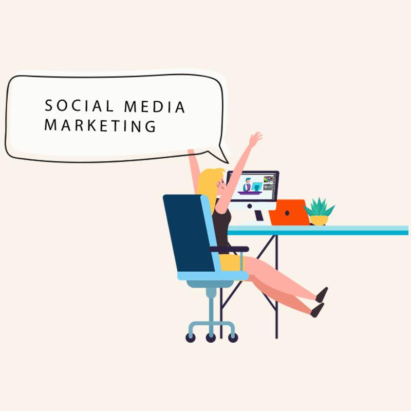 Social Media Desk