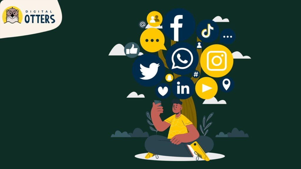 Social Media Marketing and Management with Various Social Media Platforms